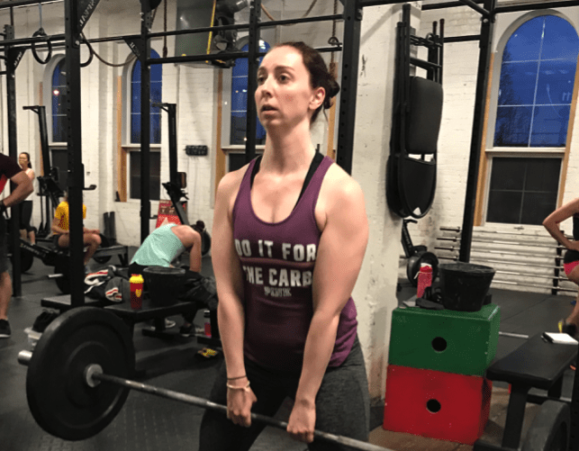 Warrior of the Month: Tara Veldman